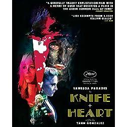 Knife+Heart [Blu-ray]