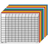 Shapes Etc. SE-367 Horizontal Incentive Chart Set, Large, 28