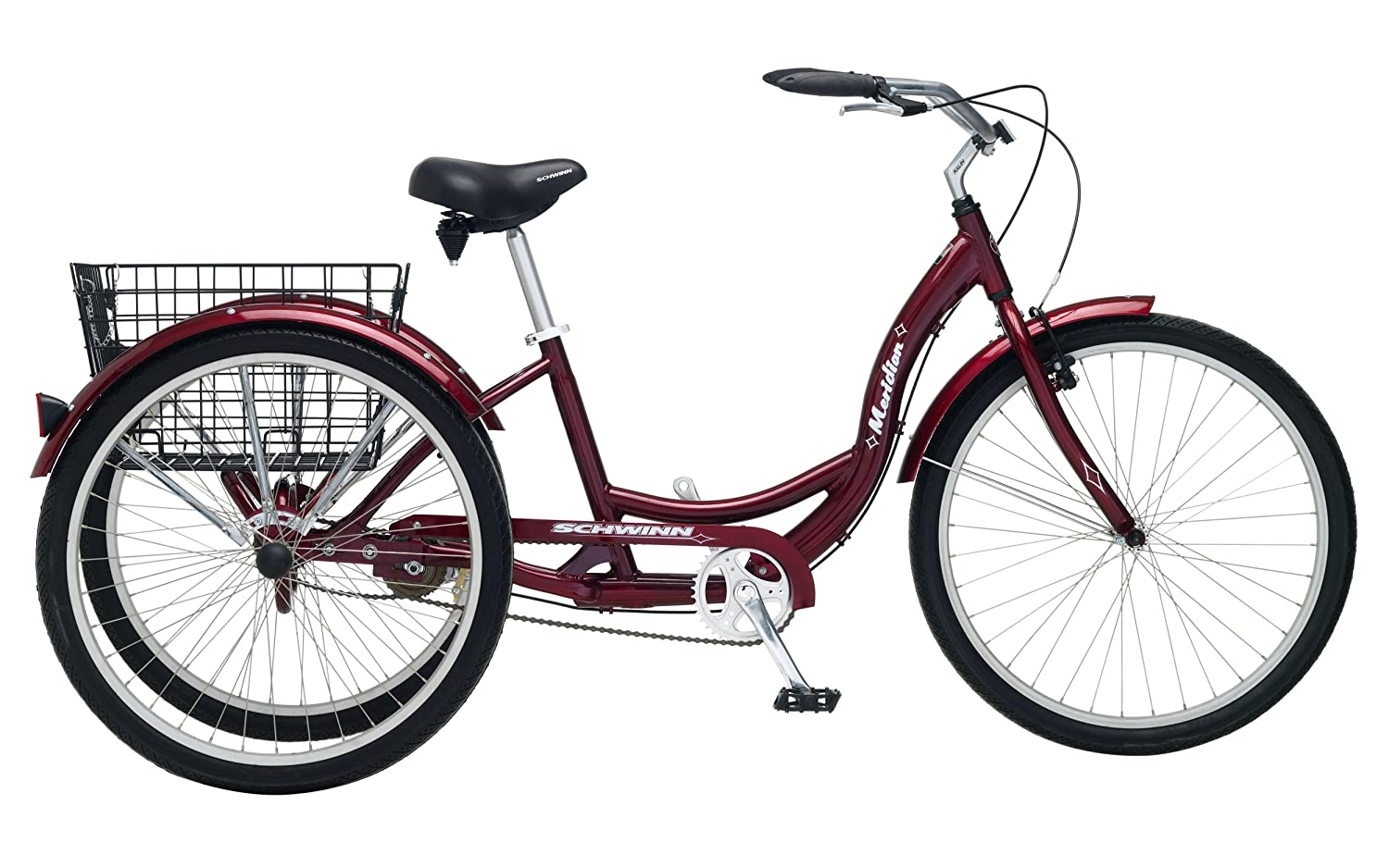 3 Wheel Bikes For Seniors Adult Inch Wheel Bike