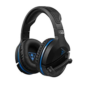 Turtle Beach Stealth 700 Premium Wireless Surround Sound Gaming Headset for PlayStation 4 Pro and PlayStation 4