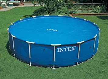 Piscine hors sol intex ronde for Grande piscine ronde hors sol
