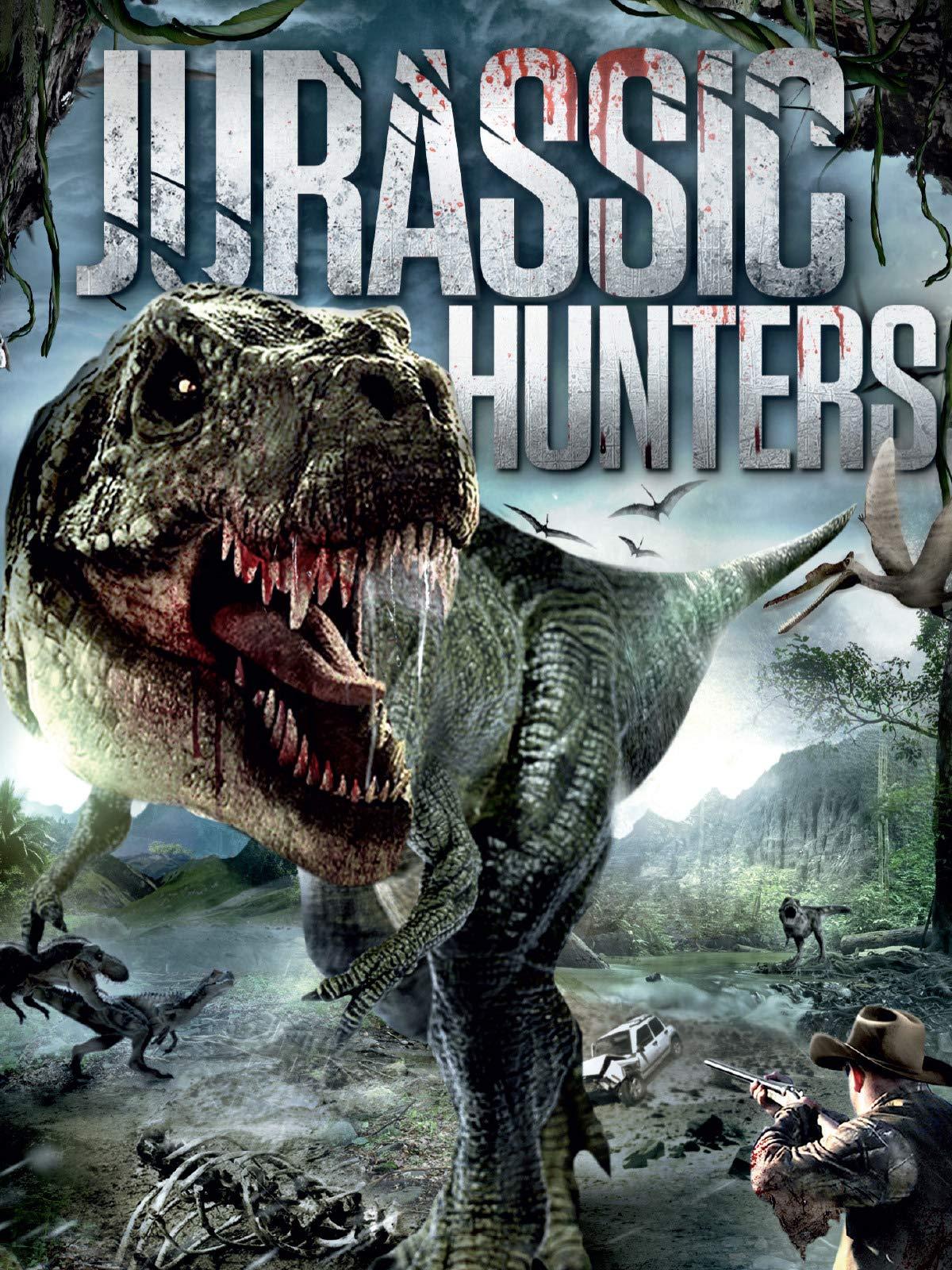 Jurassic Hunters on Amazon Prime Video UK
