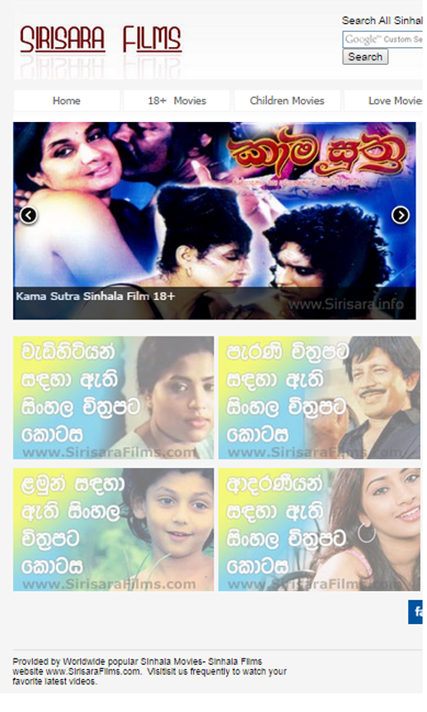 Amazon.com: sinhala Movies | sinhala films: Appstore for Android