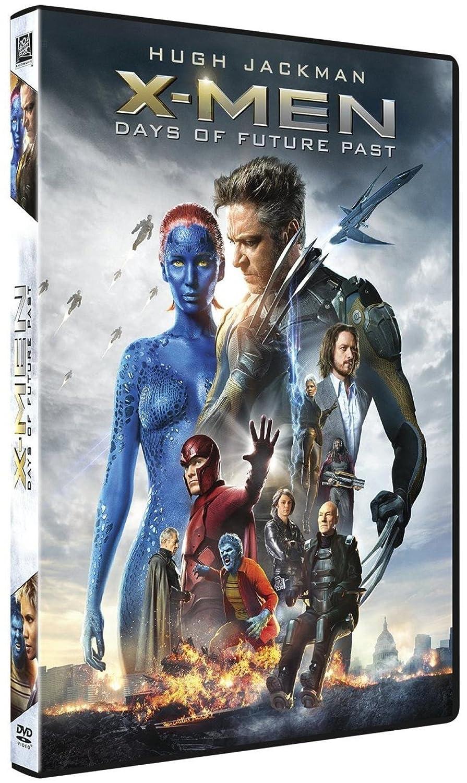X-Men : days of future past / Bryan Singer, Réal. | Singer, Bryan. Monteur