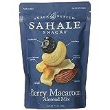 Sahale Snacks Berry Macaroon Almond Trail Mix, Berry Macaroon, Gluten-Free Snack, 7 Ounces