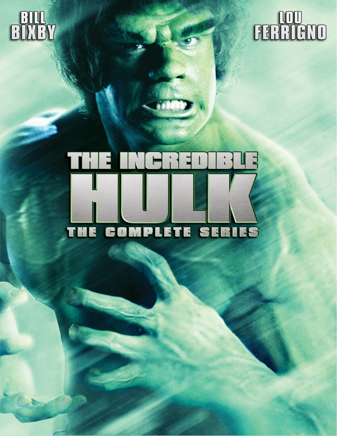 Incredible Hulk The Complete Series