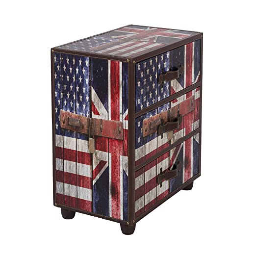 COLECCION FLAG AUXILIAR 3 CAJONES 56x34x60 Color 1 COLOR