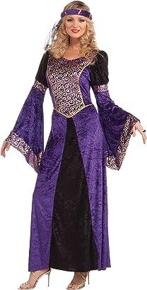 Forum Medieval Maiden Deluxe Costume