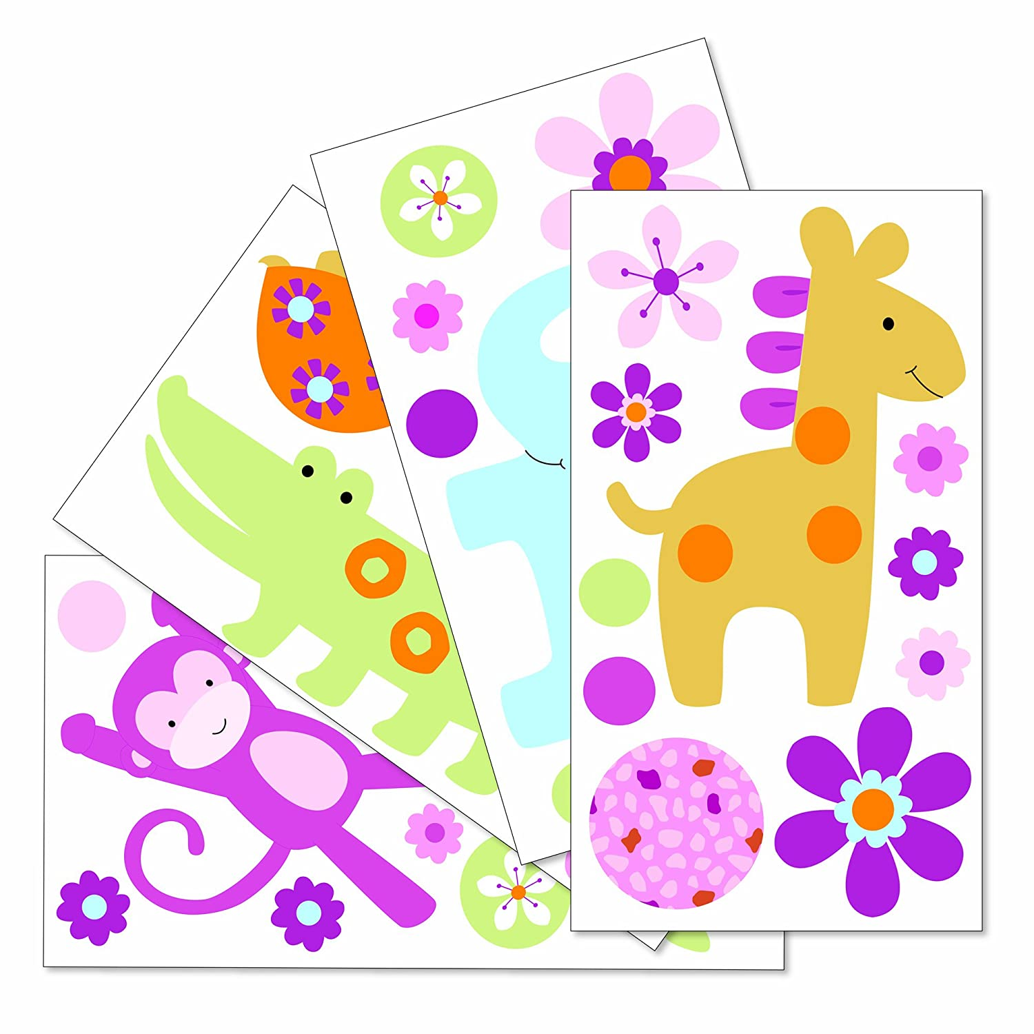 Lambs And Ivy Lollipop Jungle Nursery Collection Baby