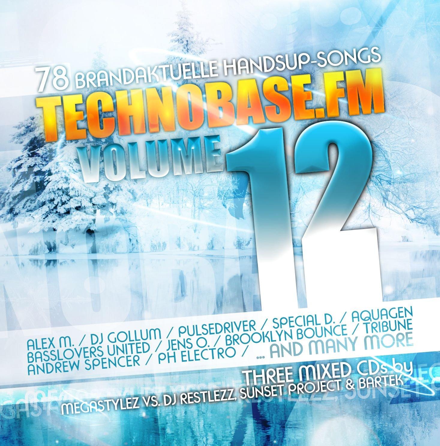 Various Artists-Technobase.FM Volume 12