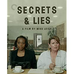 Secrets & Lies (The Criterion Collection) [Blu-ray]