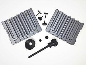 Cannagar Combo Mold Press Kit