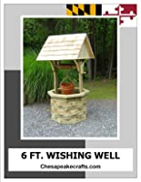 6 ft. Wishing Well  Plans