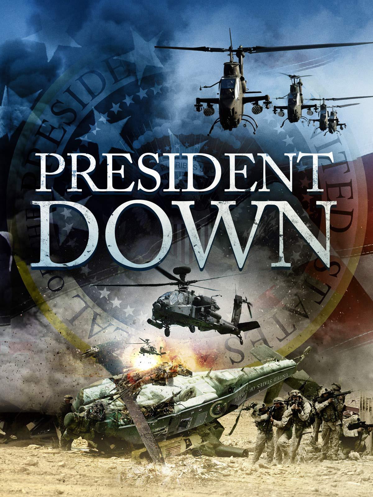 President Down on Amazon Prime Video UK
