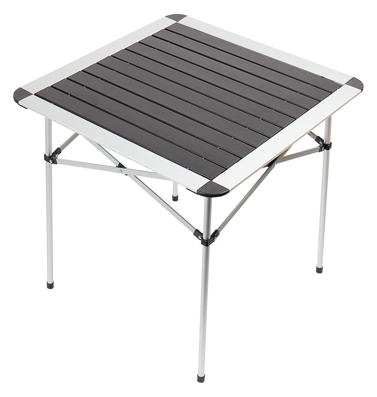Vanage Beistelltische Campingtisch, 70 x 70 x 70 cm, GS-geprüft, schwarz günstig online kaufen