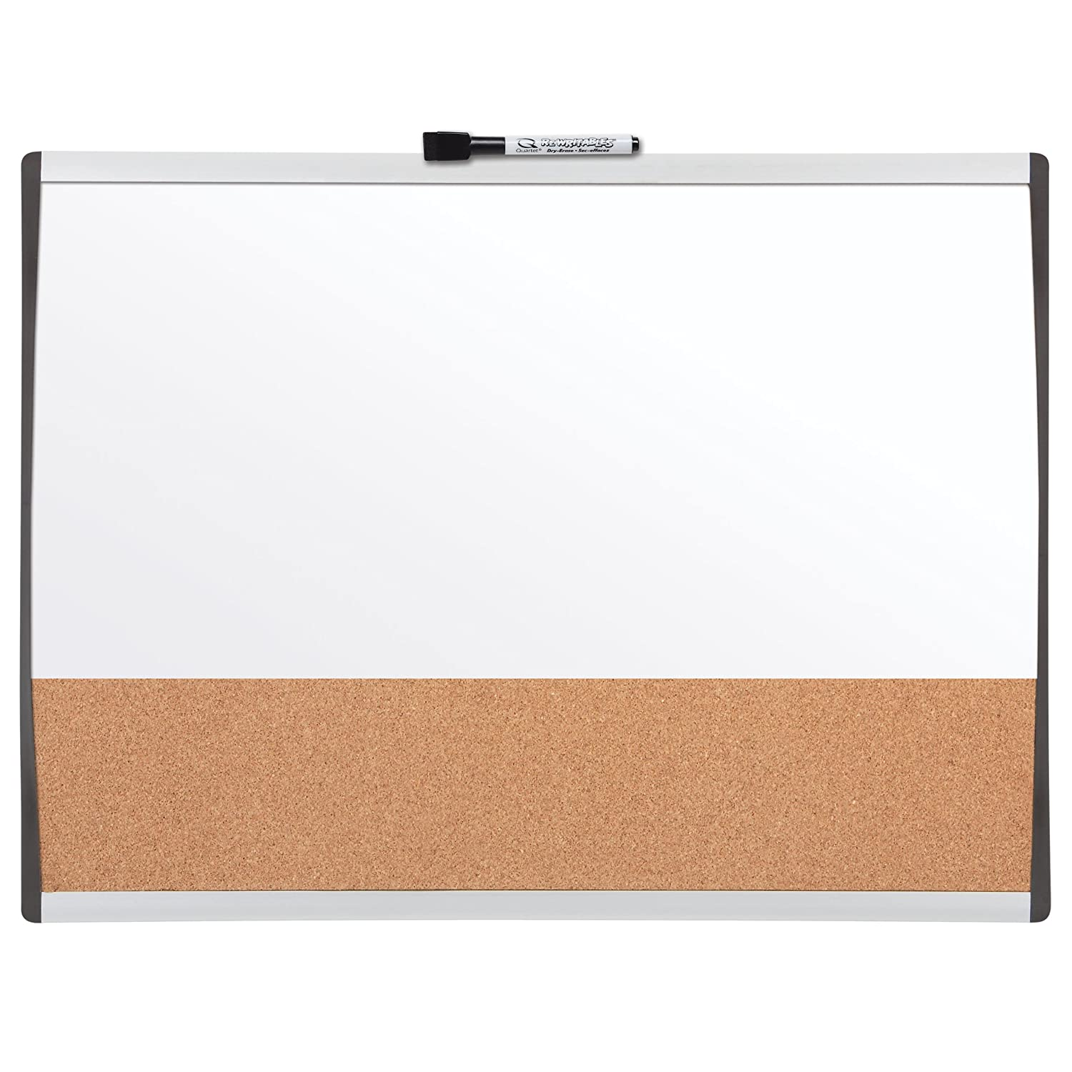 Dry Erase Calendar And Cork Board Combo : Combination boards dry erase for home and office combo