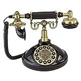 Antique Phone - Brittany Neophone 1929 Rotary Telephone - Corded Retro Phone - Vintage Decorative Telephones