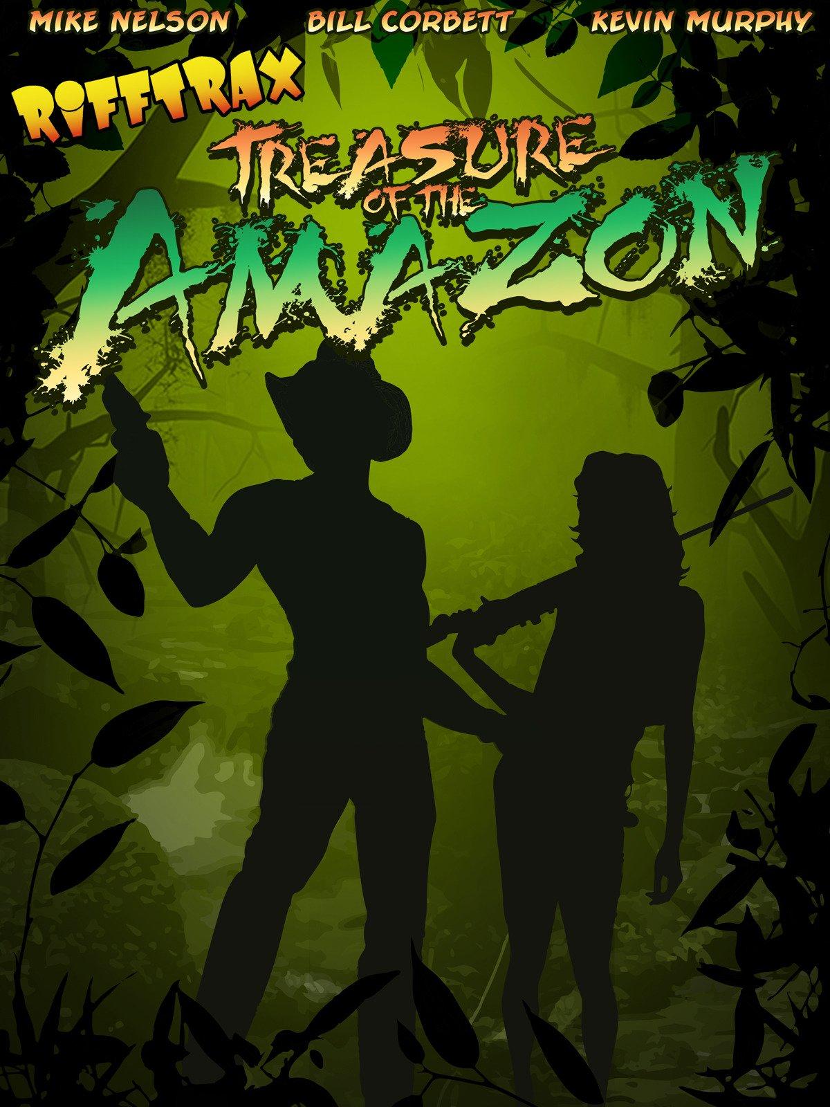RiffTrax: Treasure Of The Amazon