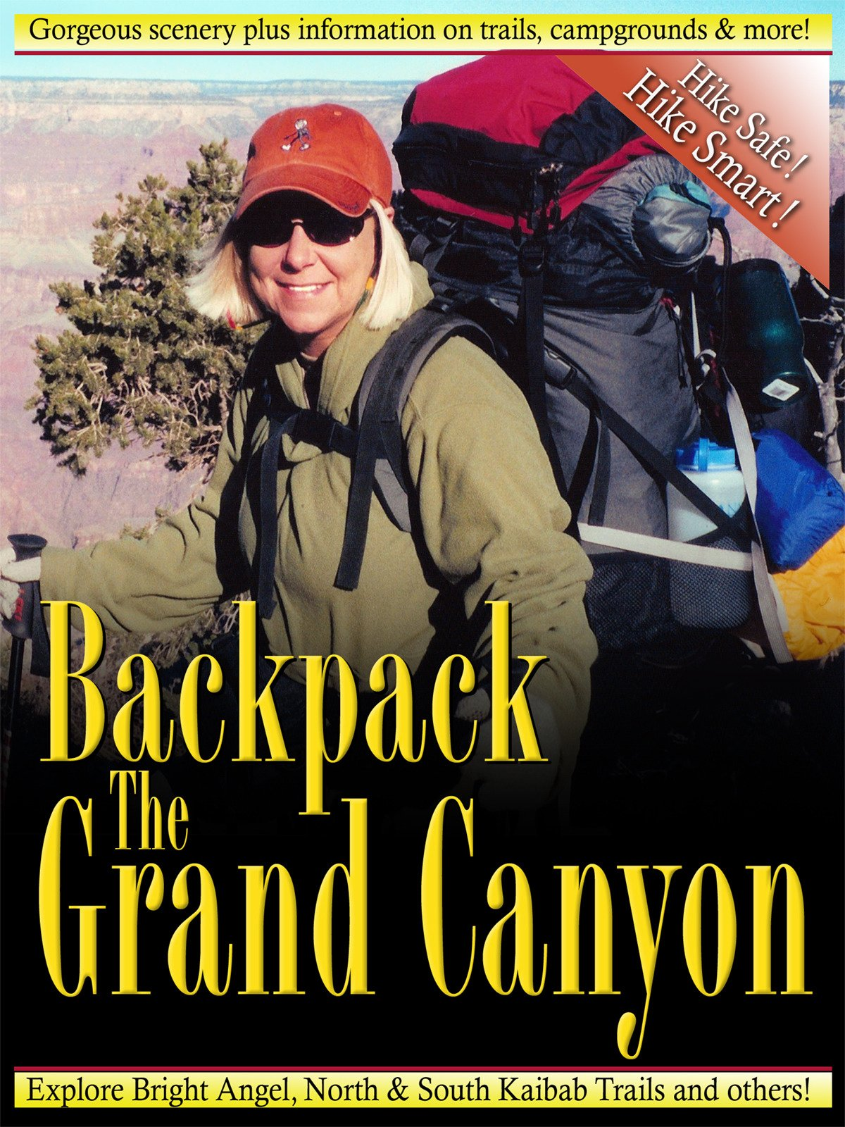 Backpack the Grand Canyon-2016 Version