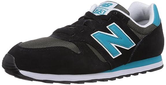 new balance black blue
