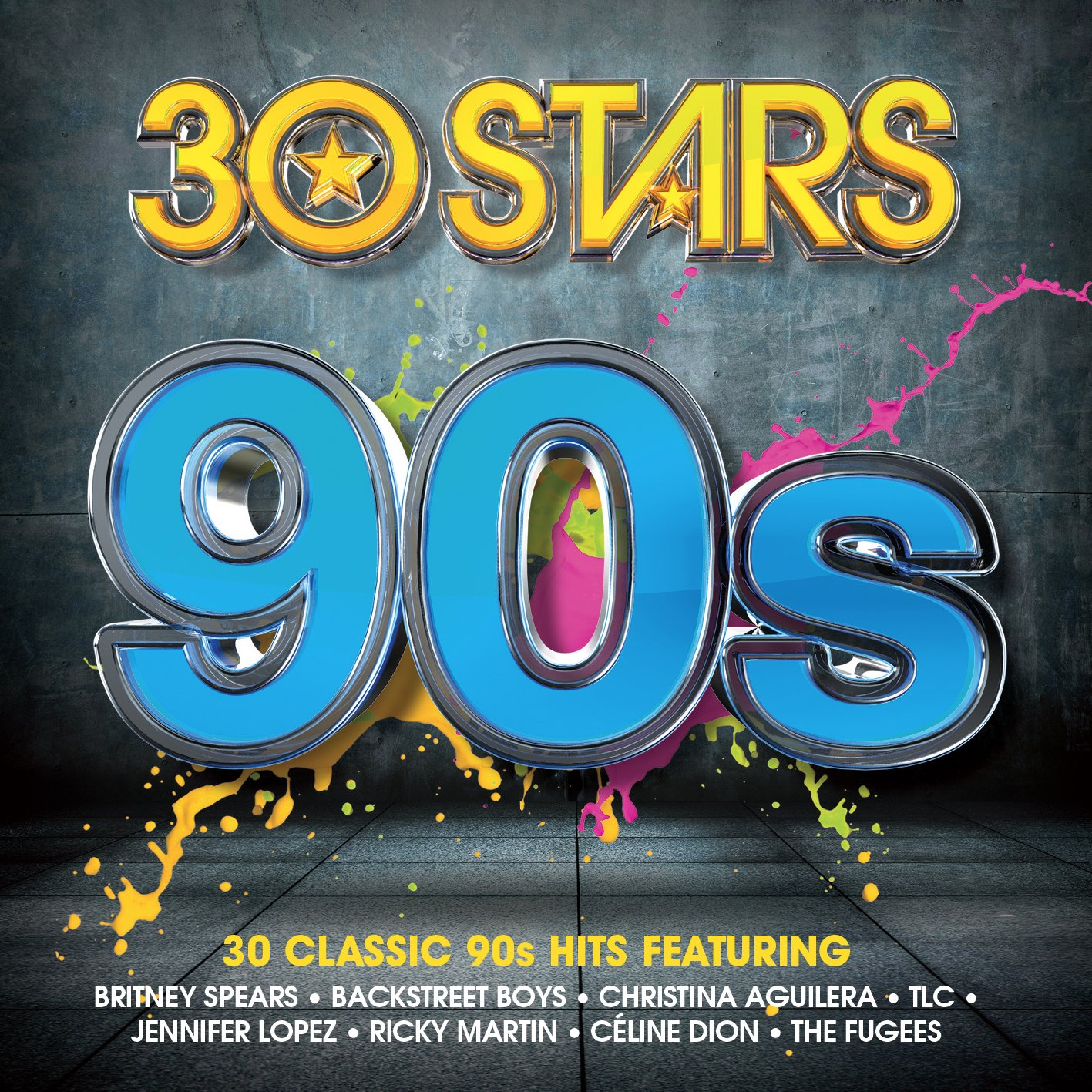 Buy 30 Stars: 90's Online At Low Prices In India  Amazon Music Store   Amazon