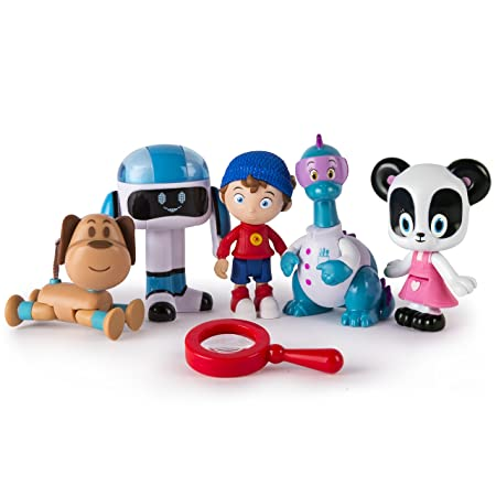 Oui-Oui - 6027953 - Pack de 5 Figurines