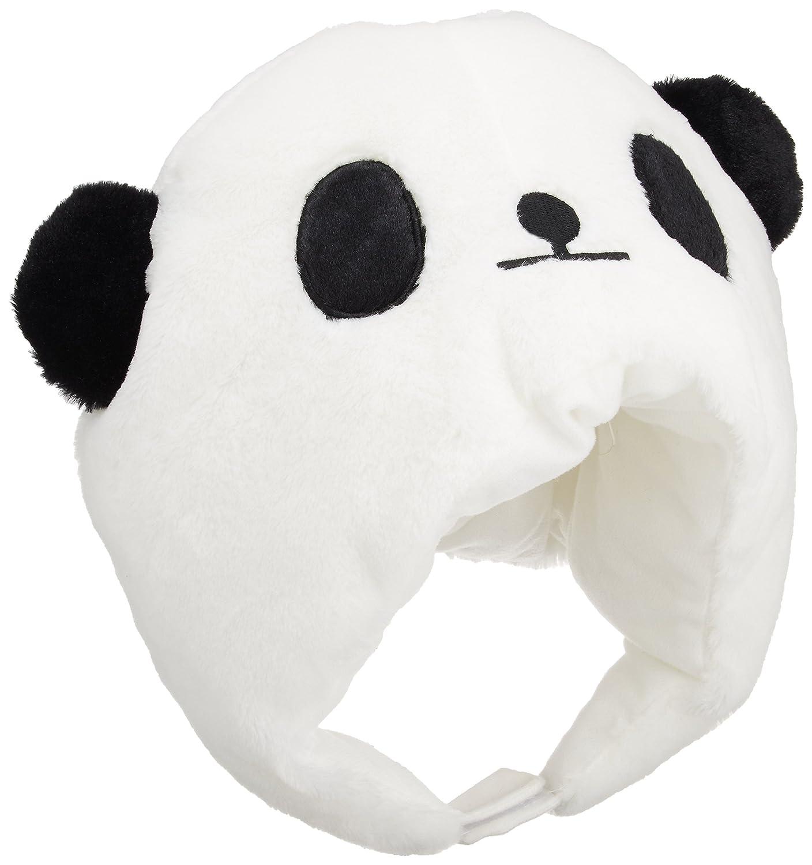 ツイン パンダの被り物 ポリエステルパンダ かぶりもの PAP009