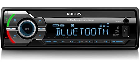Philips CE 235 BT Autoradios Bluetooth, En Façade