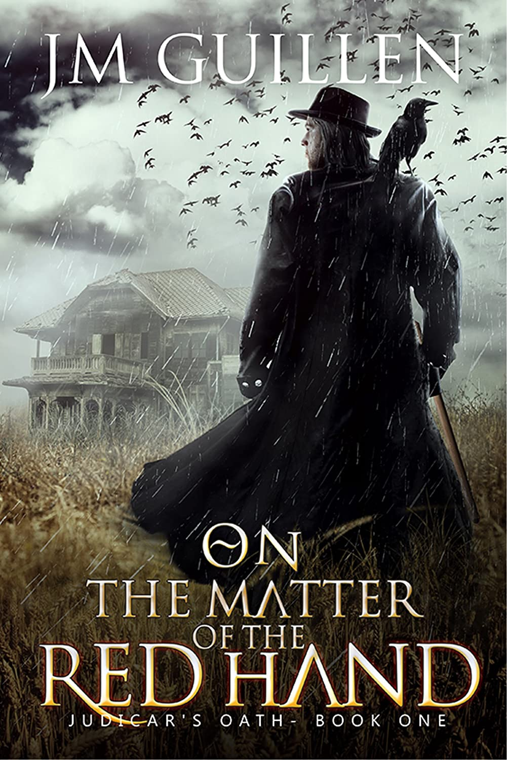 On the Matter of the Red Hand by J.M. Guillen