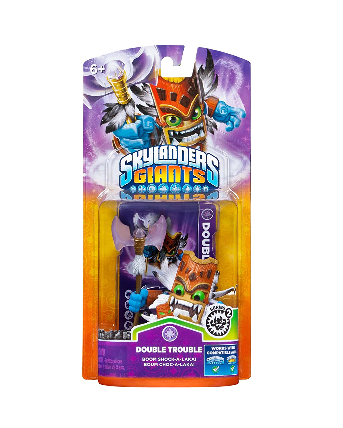 Activision Skylanders Giants Single Character Pack Core Series 2