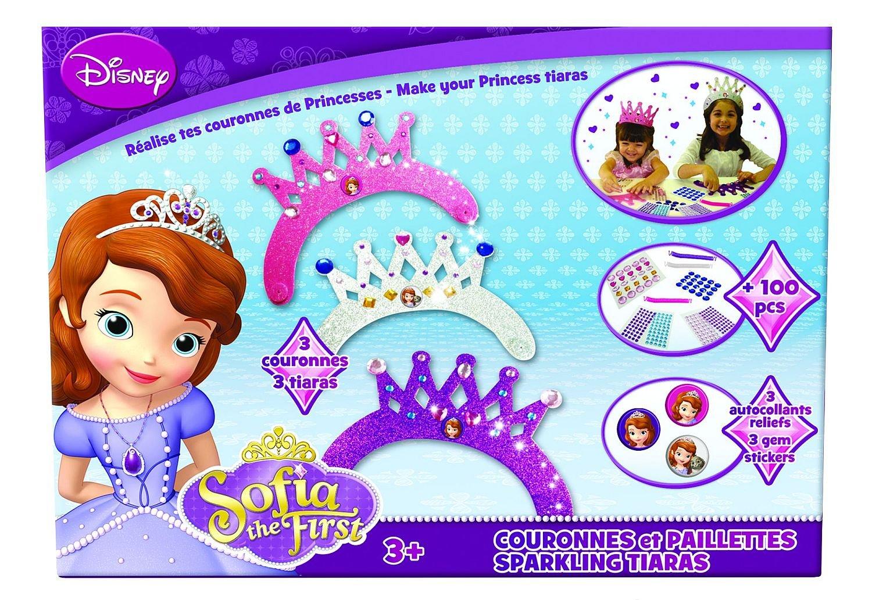 Sofia die Erste Kronenbastelset