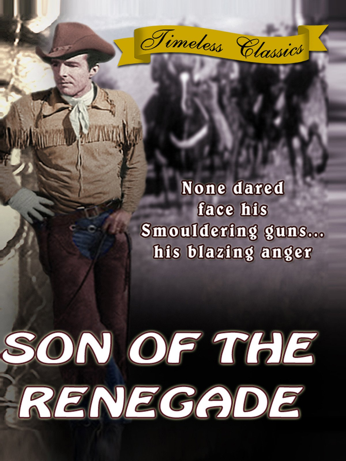 Son of the Renegade (1953) on Amazon Prime Video UK