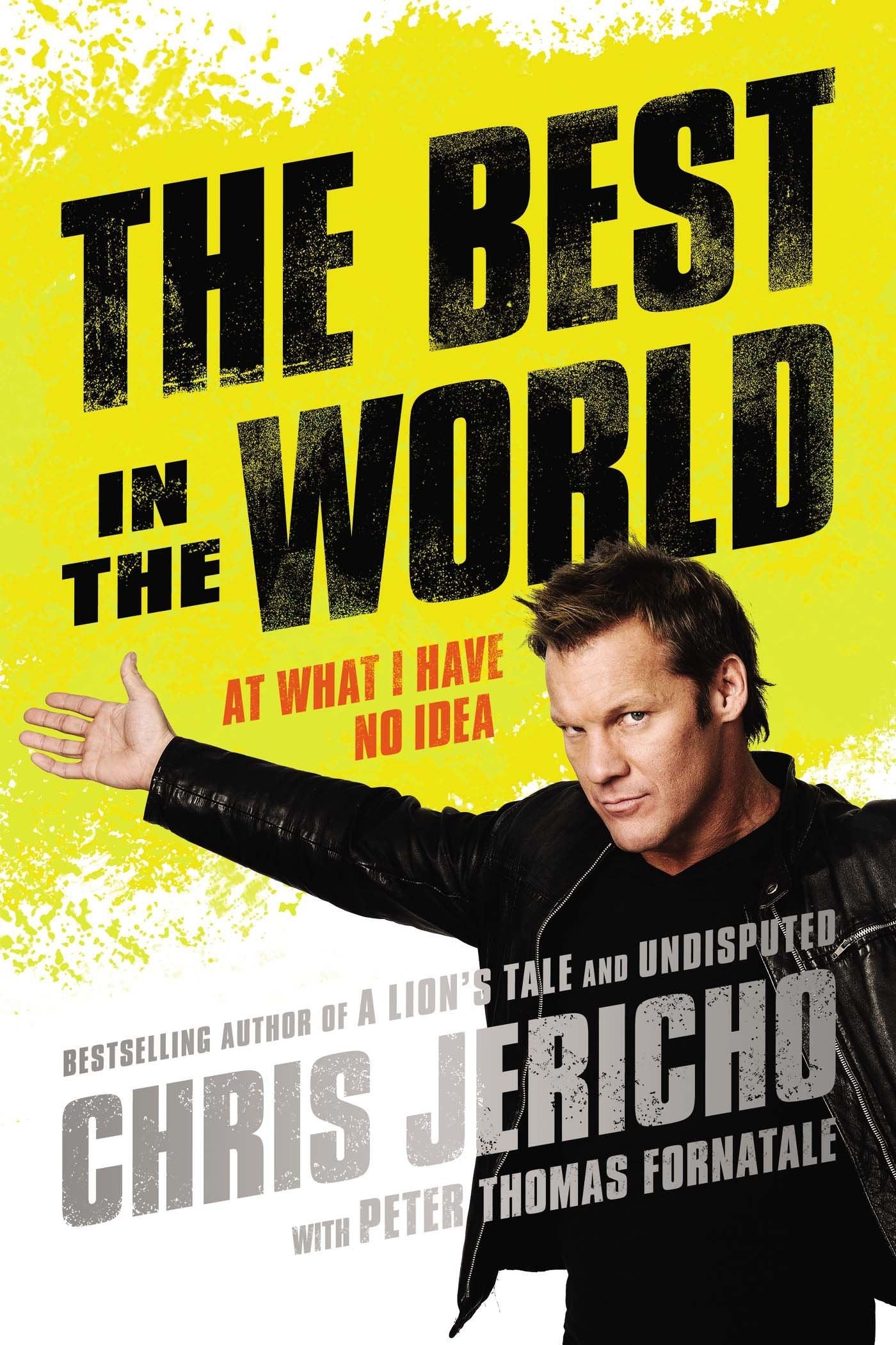 chris jerichos autobiographies