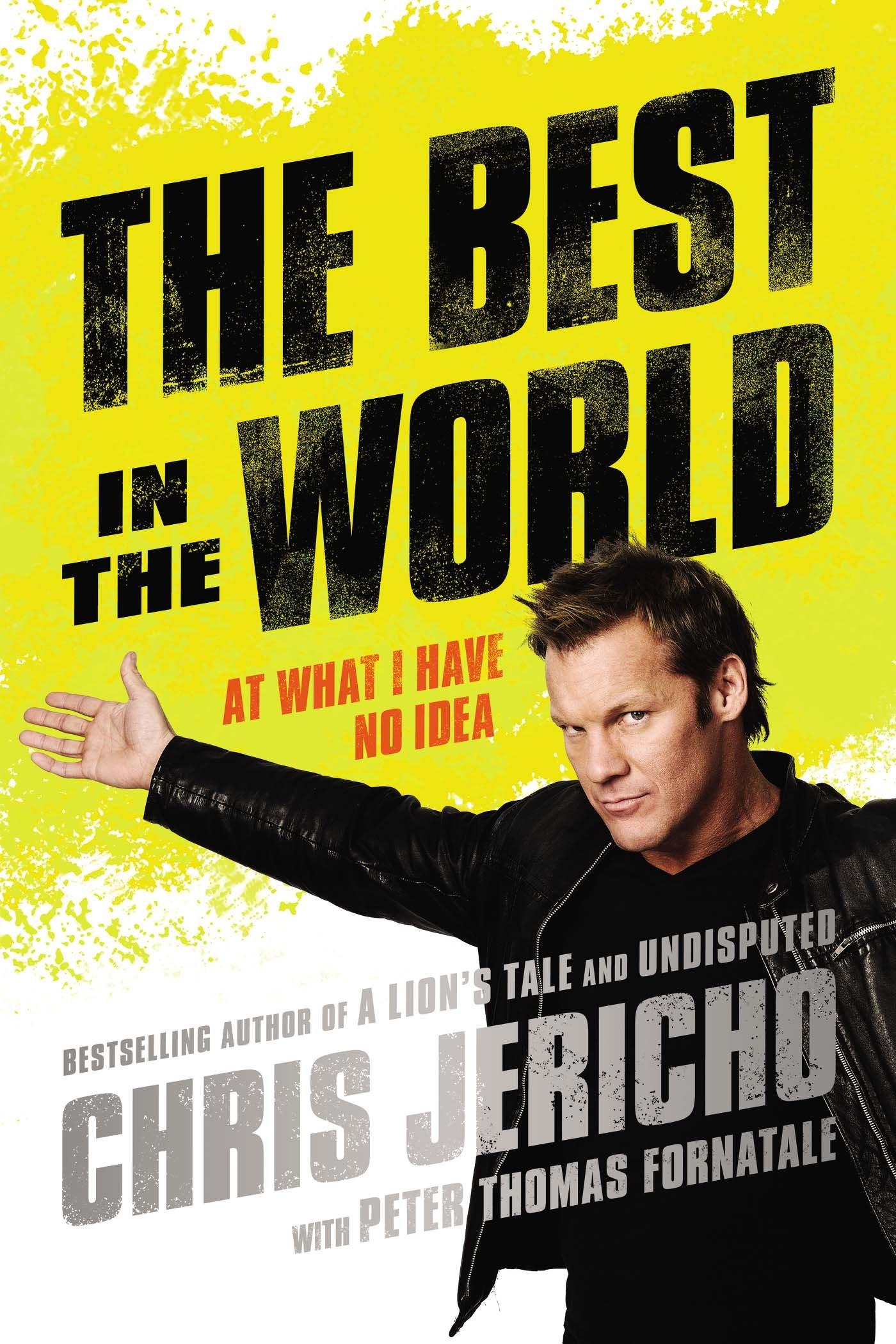 chris jerichos autobiographies