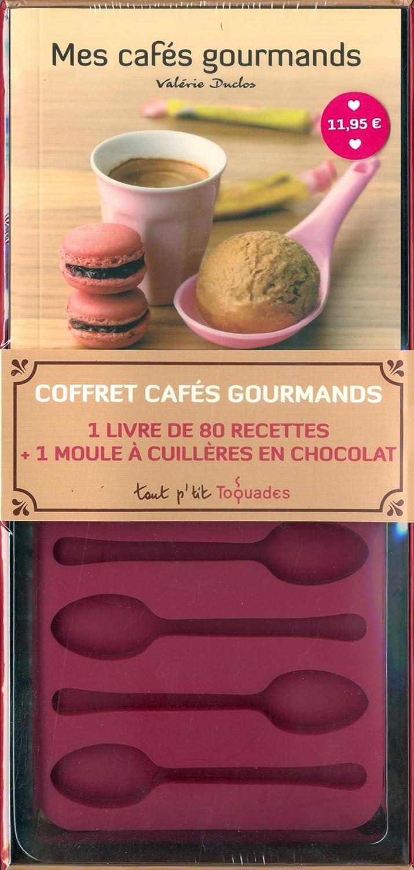 DUCLOS Valérie : Mes cafés gourmands 8154mW7pPsL._SL1500_