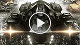 CGR Trailers - BATMAN: ARKHAM KNIGHT Batmobile Battle...