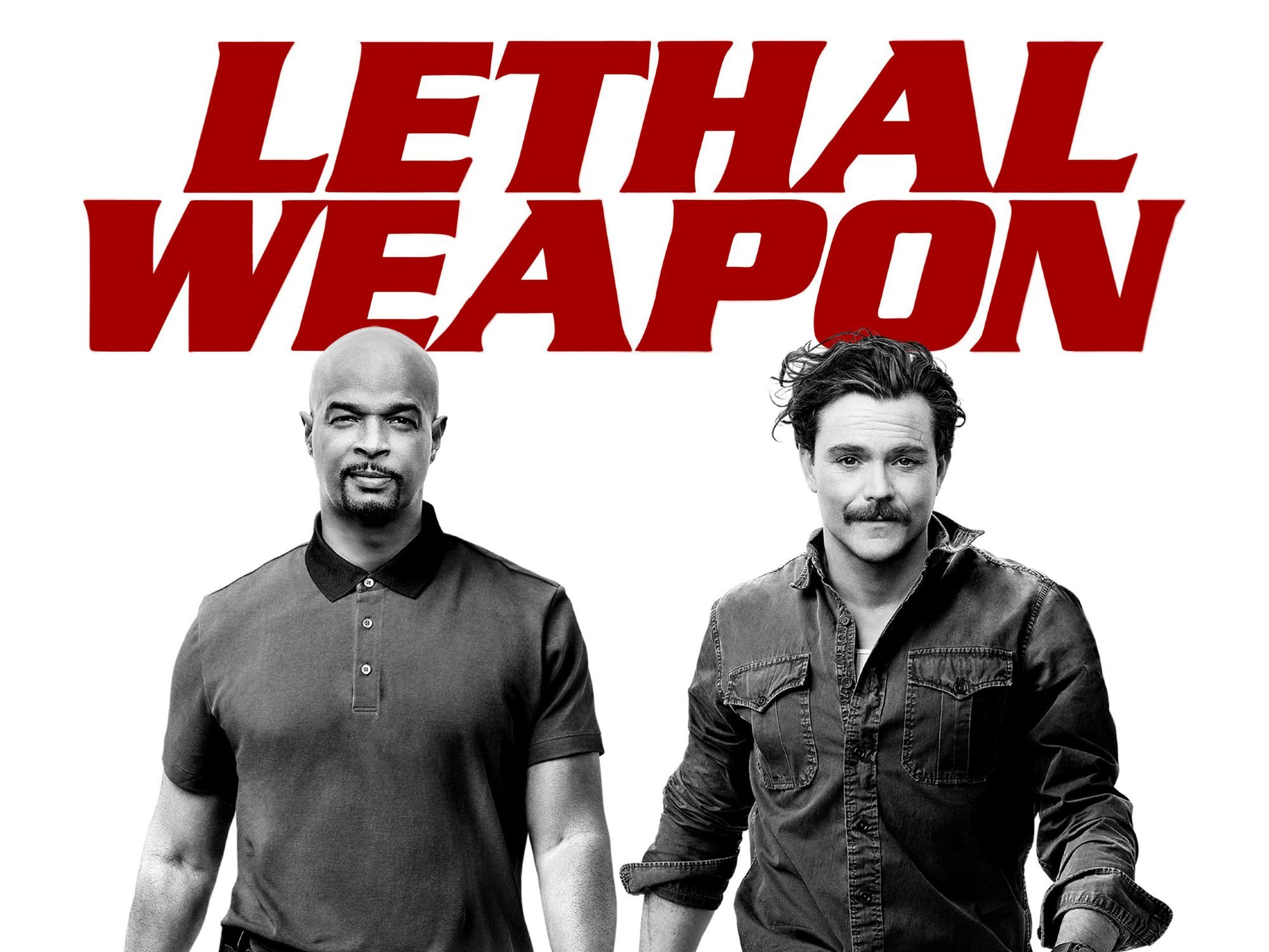 Lethal Weapon on Amazon Prime Instant Video UK