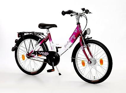 """Bachtenkirch Browser Vélo pour enfant Hauteur 20/3"""" Cadran courbe de 20"""" 3 vitesse"""