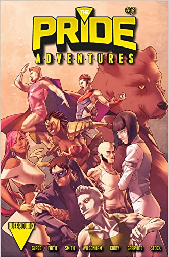 The Pride Adventures #3 written by Joe Glass