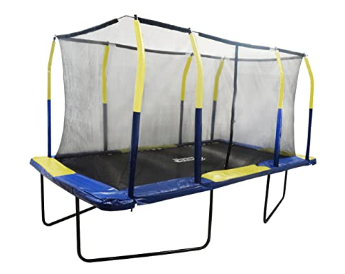 Upper Bounce W/Fiber Rectangular Trampoline