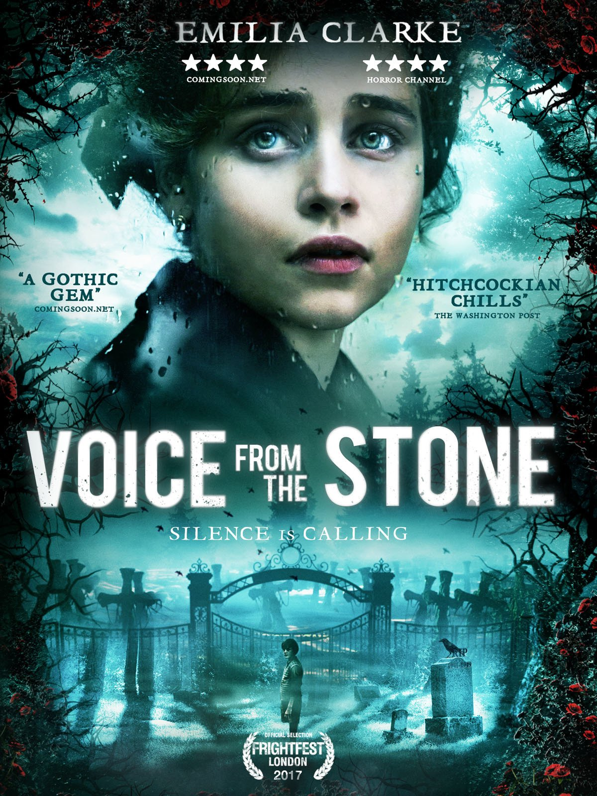 Voice from the Stone on Amazon Prime Video UK