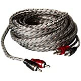 Cerwin-Vega CAK8 Twisted Pair RCA Molded Cable