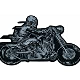 Lethal Threat (LT30100 Hell Rider Embroidered Patch (7