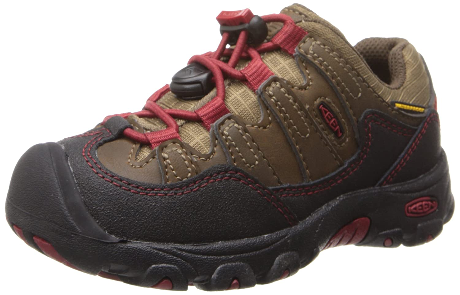 KEEN Pagosa Low WP Youth Hiking Boot (Little Kid/Big Kid)