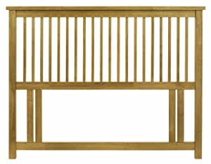 Gallery Collection Atlanta Oak 150cm (King   5ft) Headboard       reviews and more information