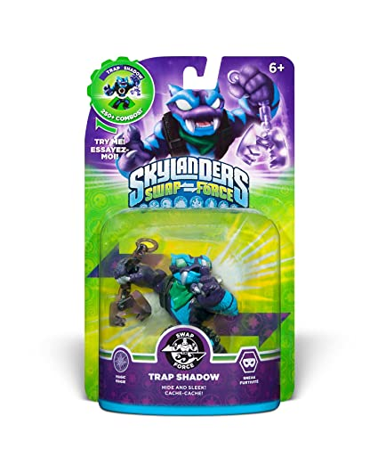 Skylanders SWAP Force Trap Shadow