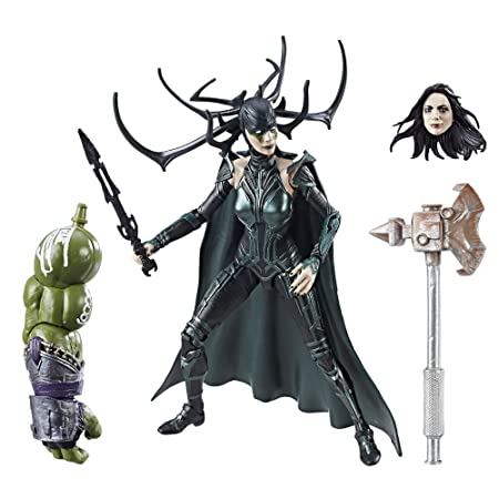 Marvel Legends: Thor Ragnarok - Hela 15cm Figurine
