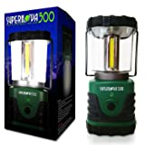 Supernova 500 Ultra Bright Camping & Emergency LED Lantern, Forest Green (Color: Forest Green, Tamaño: 500 Lumens)