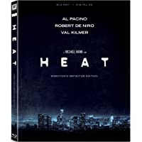 Heat Remastered Directors Definitive Edition on Blu-ray