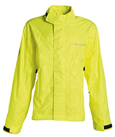 2RV650/6XL - Richa Rain Vent Waterproof Jacket 6XL Fluo Yellow